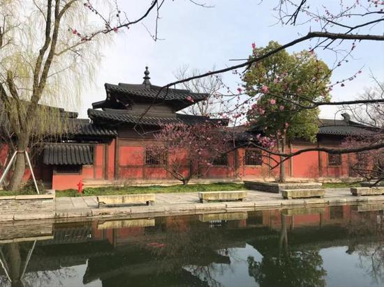 松江广富林文化遗址 作者供图
