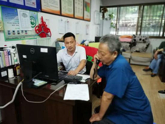 72岁老伯河南来沪寻上海好心人 为报30多年前恩惠