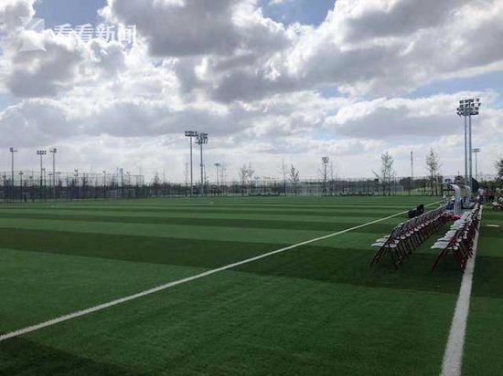 沪上添活动健身好去处 上海市平易近体育公园一期落成