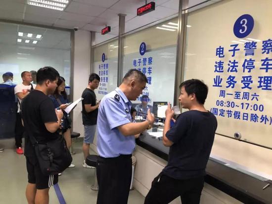 上海今起将对过期15日未缴纳罚单天天加处3% 具体一览
