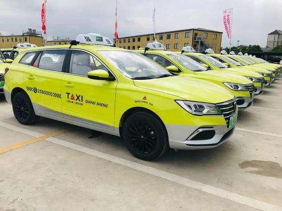 上海将投入1877辆新能源纯电动出租车 配人脸辨认功能