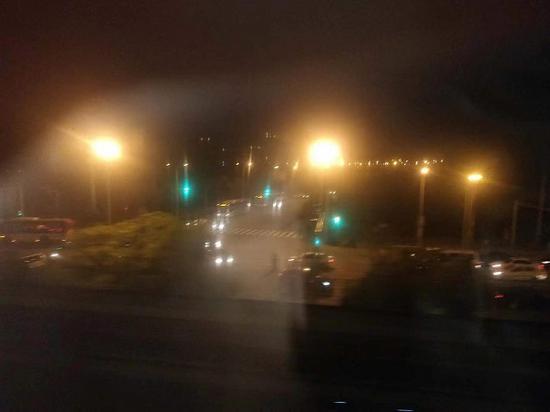 泗泾地铁站附近突发燃气泄漏 1小时内交通恢复正常