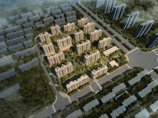 浦东一城中村将变身住宅、社区商业地块 看前后对比图