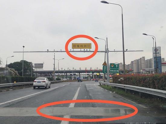 上海高速超限非现场执法全覆盖 16日起24小时自动抓拍