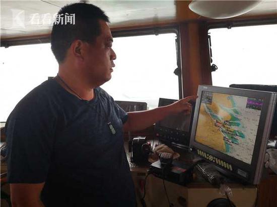涂改船名引怀疑 上海海警局查获近万吨涉嫌走私煤炭