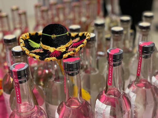 墨西哥著名的龙舌兰酒。