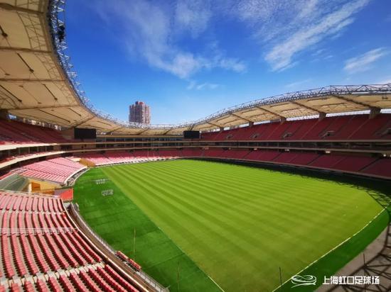 上海虹口足球场明起将首次对外开放 本次开放至9月26日