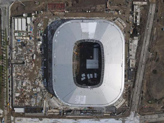 浦东足球场阶段性交付使用 上海再添世界级专业足球场
