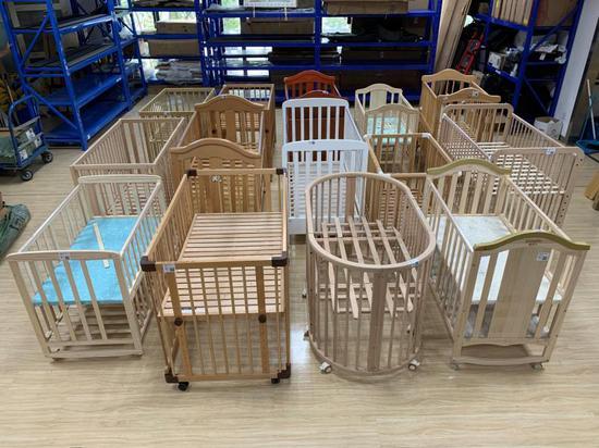上海市监局抽检天猫京东等平台 30批次童床近半不合格