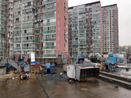 排风噪音扰人 松江九里亭街道多部门排查促整改