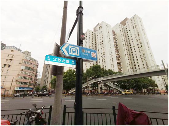 长宁区环境监测站完成4个点位空气微站设备搭载