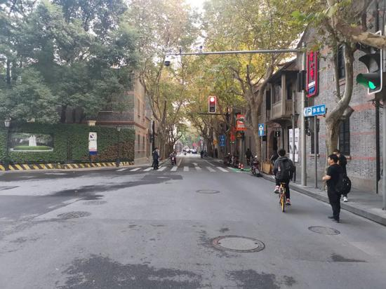 新天地黄陂南路将整治施工 本月下旬禁止机动车通行