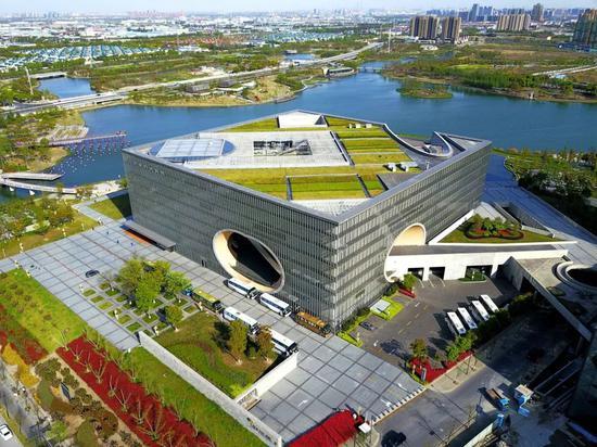 嘉定:环远香湖将打造2.4平方公里核心区 推动新城建设