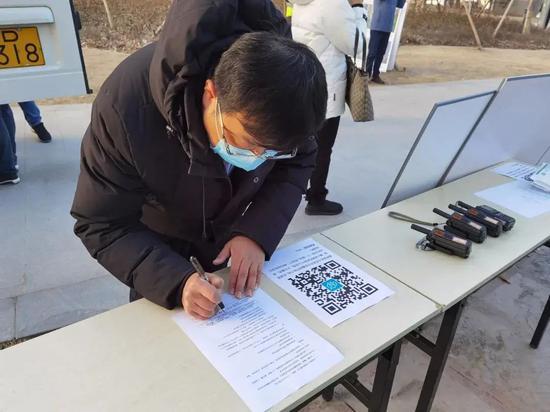 """上海出租车驾驶员新冠疫苗免疫接种工作全面启动。本文图片均来自""""上海交通""""微信公众号"""