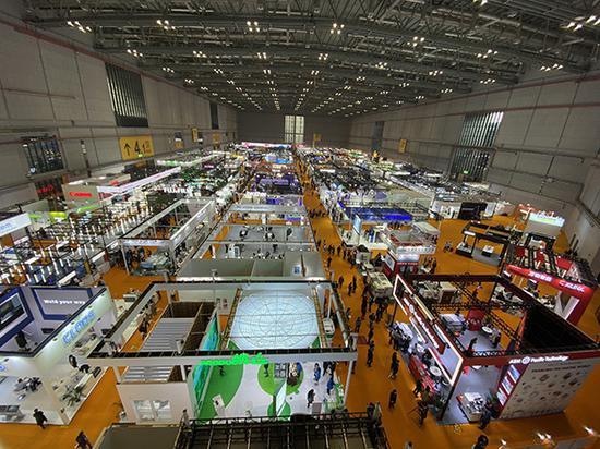 上海会展业成绩单:办展数量减少但国际展占比逆势增长