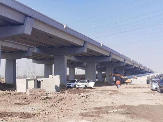 S7沪崇高速二期新进展 地面配套道路全面启动施工
