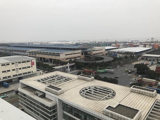 上海外高桥保税物流园区通过验收 升级为综合保税区
