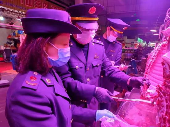 上海全面排查河北青县瘦肉精羊肉 未发现问题羊肉流入