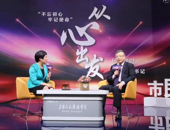 静安区委书记陆晓栋