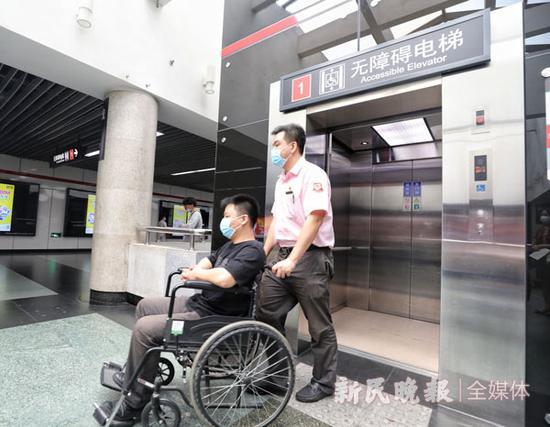 上海无障碍新政6月施行 无障碍环境建设将进入跃升期
