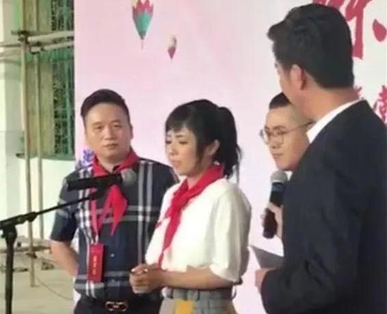 上海市场监管部门开出最高罚单:苍井空戴红领巾上广告