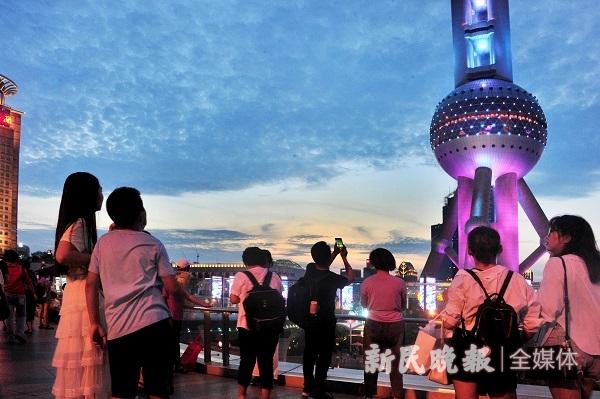 上海旅游节好戏不断:卡路里马拉松、寻味苏州河…