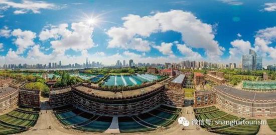 上海整理工业遗产290处 发布5条工业旅游经典线路