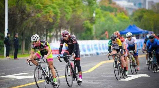 上海国际公路自行车赛将举行 交通管制路段一览图片