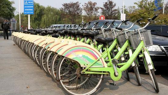原告江苏宏溥科技有限公司与被告常州永安公共自行车