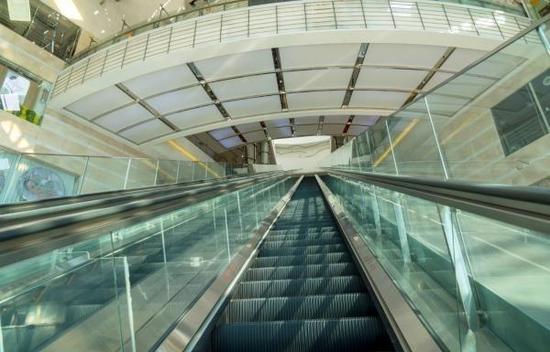 上海地铁发布全新版自动扶梯乘梯须知 含八项内容