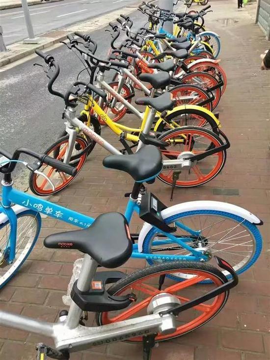 多家共享单车企业被约谈:未满12周岁孩子不得