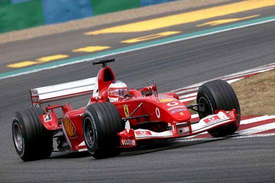 F1:花销最大的体育运动