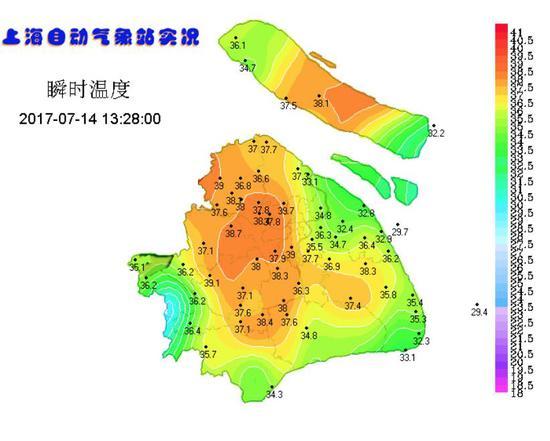 图片来源:上海市气象局