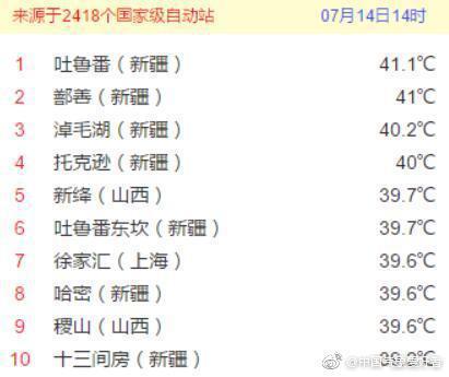 图片来源:中国气象爱好者微博账号