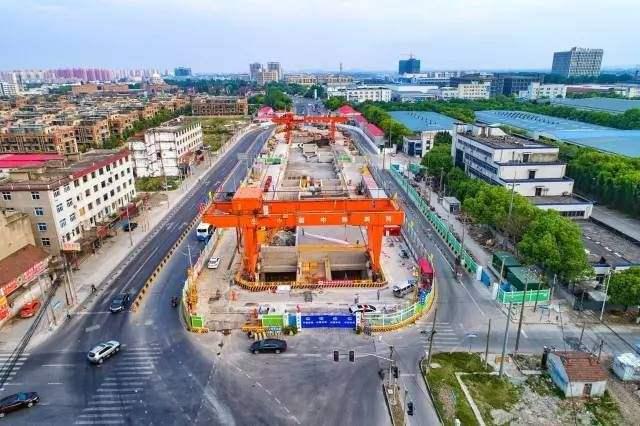 上海地铁换乘王18号线22座车站已开建 2020年通车