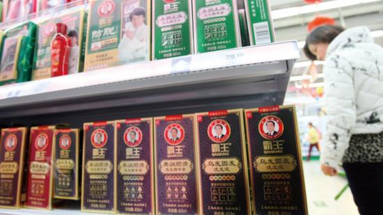 早在2010年时,中草药洗发用品品牌霸王国际就曾遭遇过来自二噁烷的重创 东方IC图