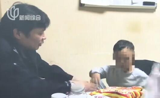 5岁男孩在上海地铁内走失 独自乘车10站路被寻回