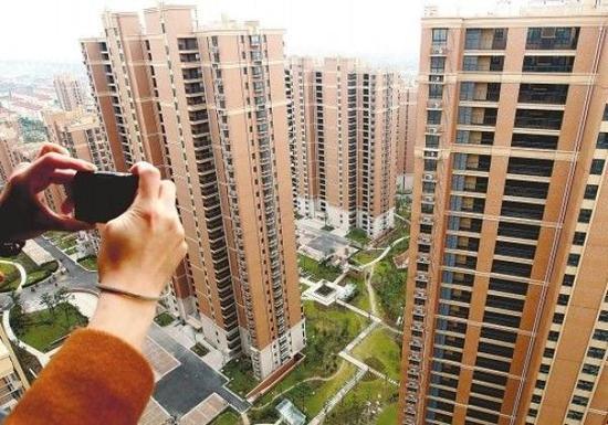 上海公租房提升智能化管理水平。 新华社 图