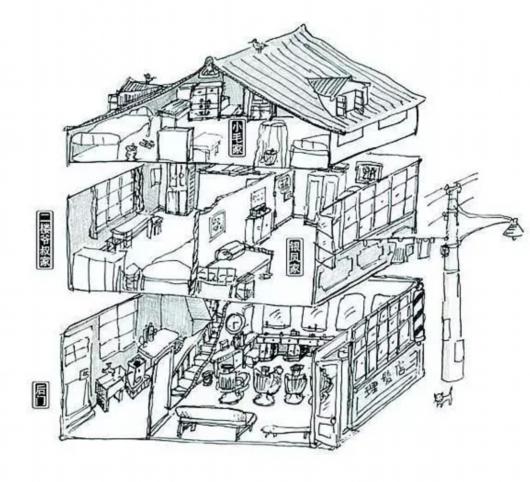 <strong>澳门金沙体育投注</strong>长寿路蕴含城市变迁缩影 老旧公寓大变样