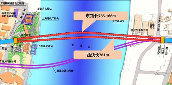 江浦路越江隧道实现双向盾构贯通 力争明年年中通车