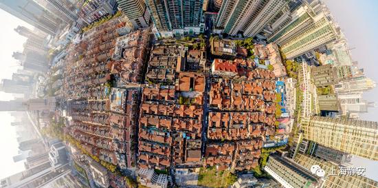 上海张园预计年底完成征收 明年开发地下实现地铁三线换乘