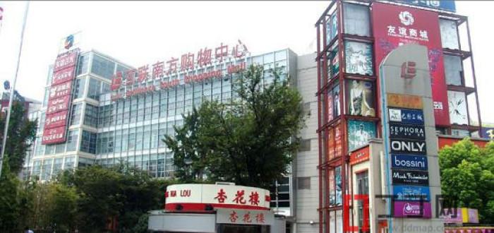 百联南方购物中心2区揭开面纱 总建筑面积将达18万㎡
