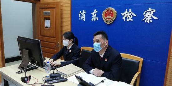 男子朋友圈发布广告进行口罩诈骗 浦东检察院从快批捕