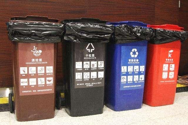 上海开出1279张垃圾分类罚单 查处垃圾分类案件1279起