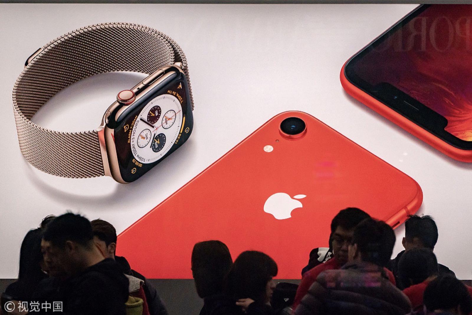 网传iPhone降价苹果无回应 黄牛称部分产品降400