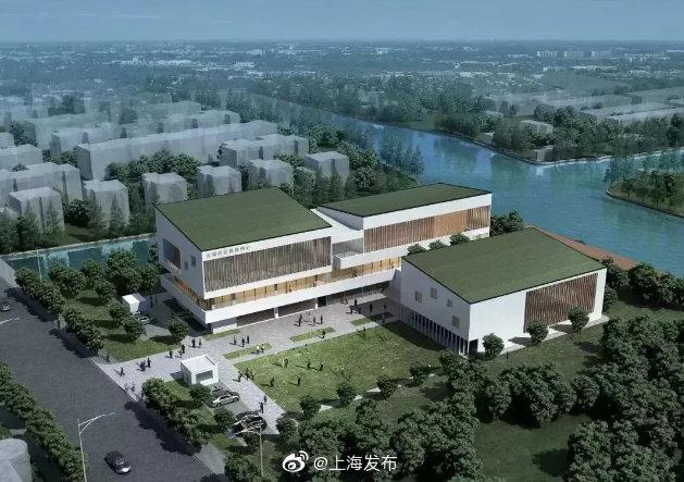 朱家角镇沈巷体育中心开工 预计明年年底开放