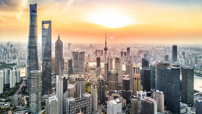 全球金融中心指数发布 上海连续三次保持第5位