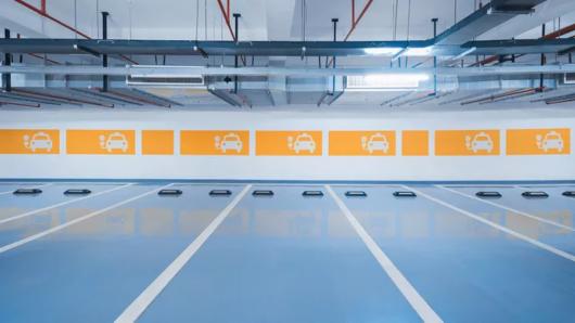 沪2018停车共享项目迎新进展 一波共享停车位亮相