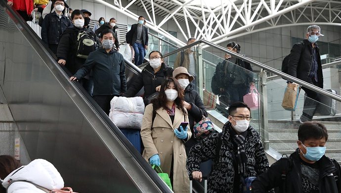 武汉17个铁路客站恢复到达业务 上海站9趟列车可达武汉