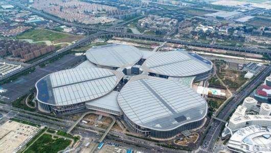 长三角企业在进博会上拥抱全球 成立企业采购商联盟